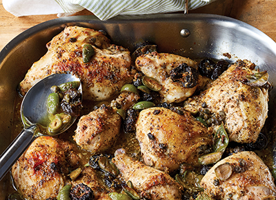 Ina Garten's Updated Chicken Marbella Recipe - PureWow  | National - PureWow