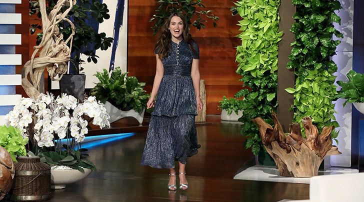Keira Knightley Won't Let Her Daughter Watch 'Cinderella' or 'Little Mermaid' & Here's Why