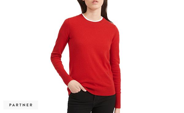 everlane cashmere sweater1
