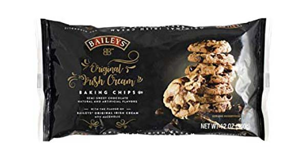 If You Need Us, We'll Be Making Cookies with Baileys Irish Cream Baking Chips