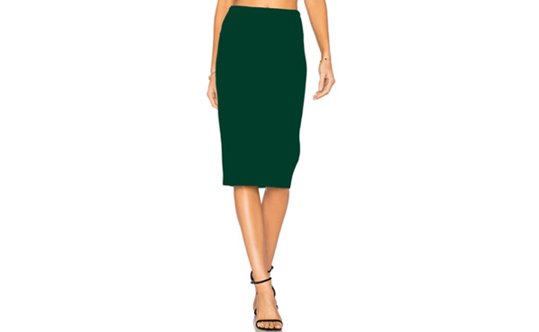 DVF sweater skirt