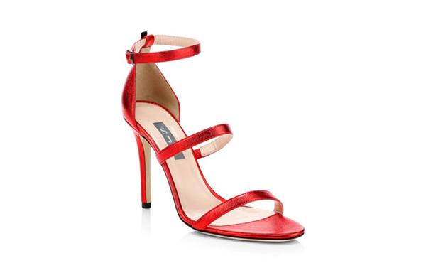 SJP Strappy Sandals