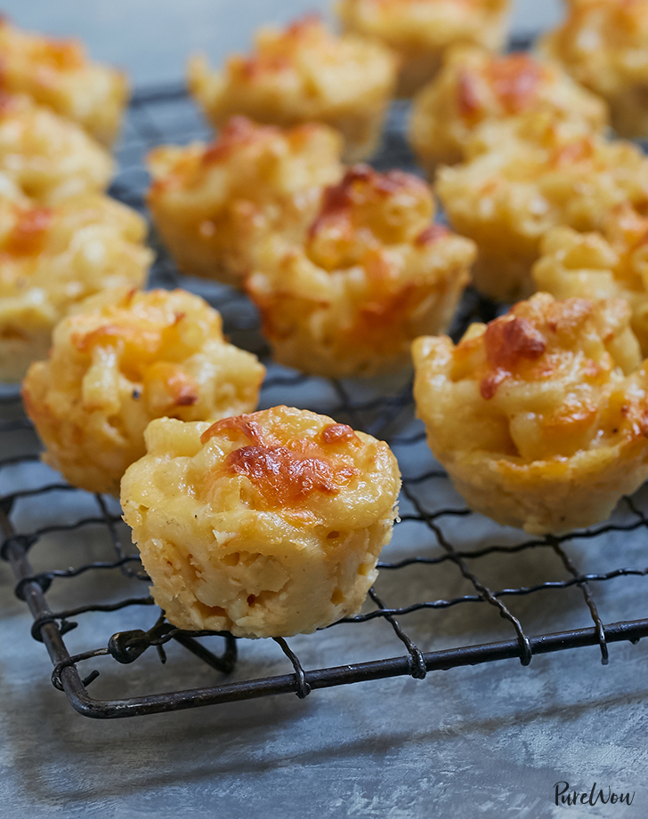 Baked Mac-and-Cheese Bites
