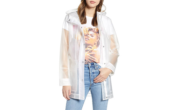 levi s rain coat