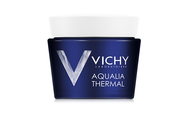 vichy thermal night spa