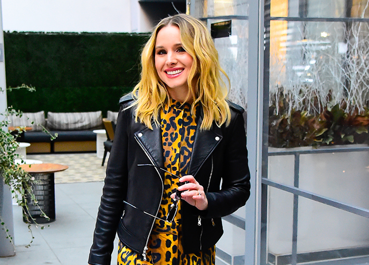 The Parenting App Kristen Bell Swears By to Keep Her Chaotic Family Life in Check