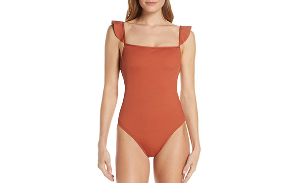 ribbed one piece