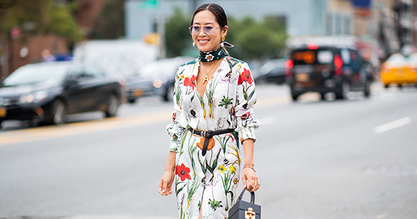 10 Floral-Print Dresses That Were Made for Spring