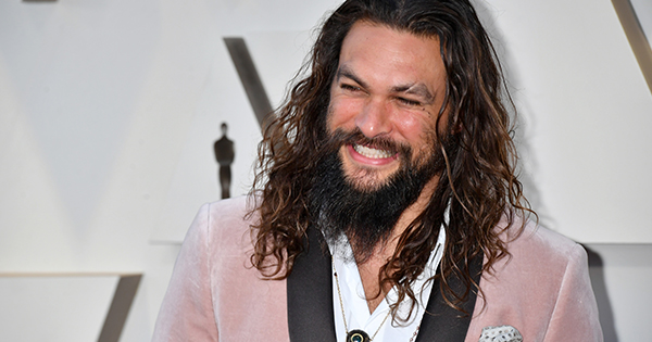 R.I.P. Khal Drogo: Jason Momoa Shaved His Beard (and We Barely Recognize Him)