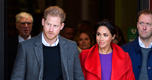Baby Sussex Is Coming, So Leave It to Whole Foods to Introduce a Perfectly Timed Royal Cheese