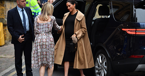 Meghan Markle's Favorite Maternity Brand Is Now at Nordstrom (but Only for a Limited Time)