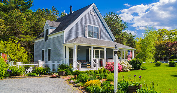 This Simple Spring Update Can Increase Your Home's Value by 12.7 Percent