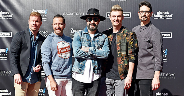 The Backstreet Boys Just Released an Acoustic Version of 'I Want It That Way' to Celebrate a Major Anniversary