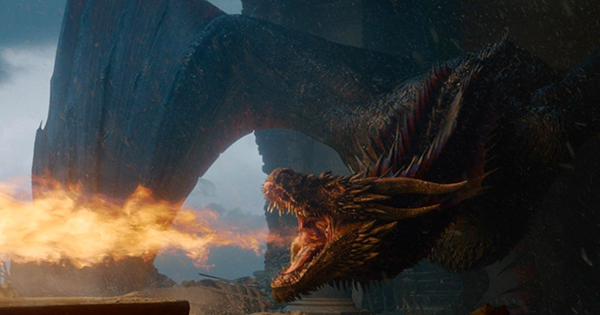 Where Did Drogon Take Daenerys? This Line Gives Us a Really Good Clue