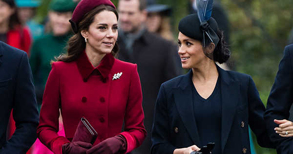 Meghan Markle & Kate Middleton's Fave Tote Bag Just Got a Modern Refresh