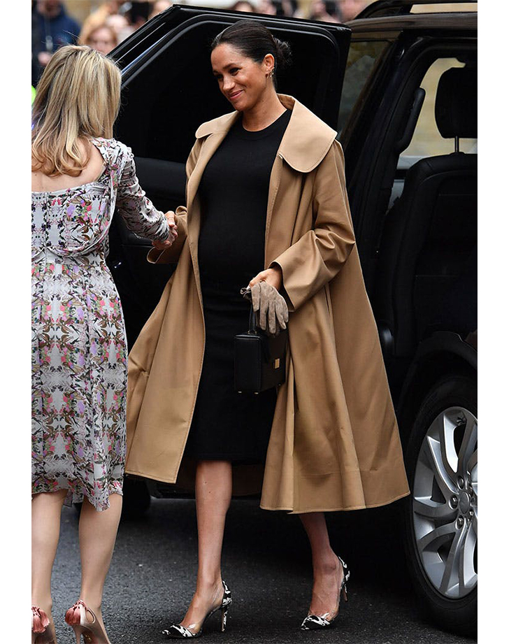 c1bdbc31b Meghan Markle & Her Friend Group Can't Stop Wearing These Heels