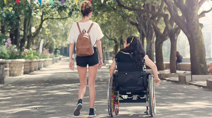 Why You Should Always Use 'People-First Language' When Talking to Someone with a Disability