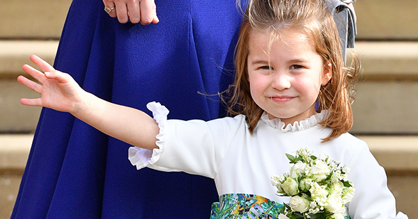 Prince William Just Leaked His Nickname for Charlotte (and No, It's Not 'Char')