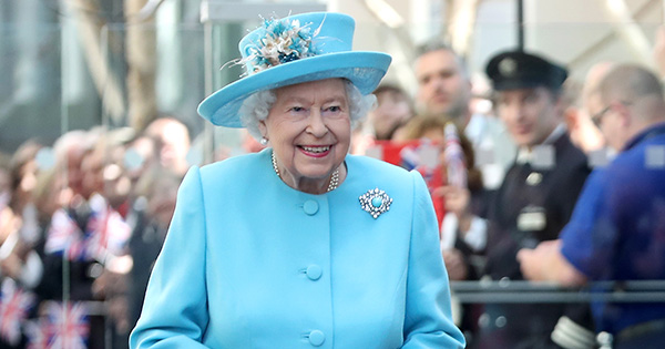 Queen Elizabeth Took Her Signature Outfit Matching to a Whole New Level at Her Latest Royal Outing