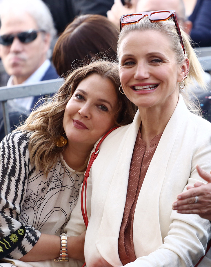 Exclusive: Drew Barrymore Reveals Which Two Former Co-stars She Would Trust to Babysit Her Daughters