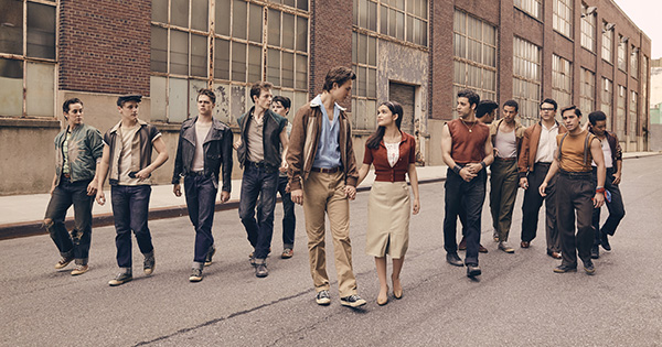 Steven Spielberg's 'West Side Story' Movie Musical Is Finally in Production and We Have Your First Look