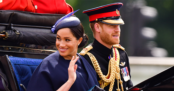 I Wrote a Letter to Meghan Markle and This Is What She Sent Back