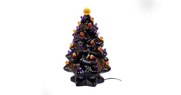Halloween Trees Are a Thing Now—and They're Almost Completely Sold Out