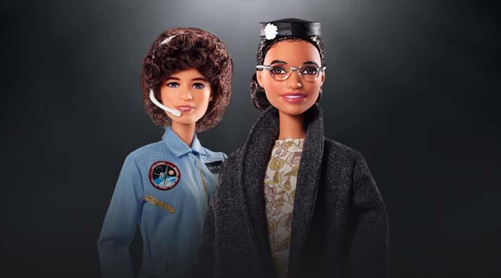 Rosa Parks Sally Ride Are Now Barbies—and These Are Some Inspiring Dolls