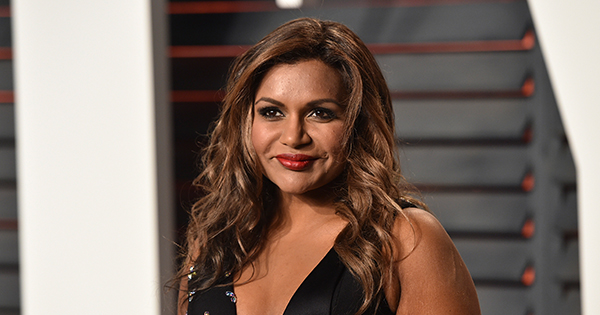 Mindy Kaling and Daughter Katherine Are Twinning (in Glitter) in Rare Family Photo