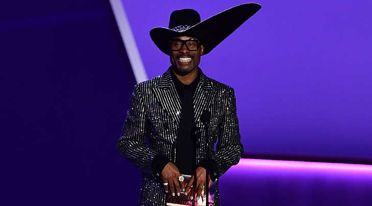 The Emmy Award for Outstanding Lead Actor in a Drama Series Goes to Billy Porter for 'Pose'