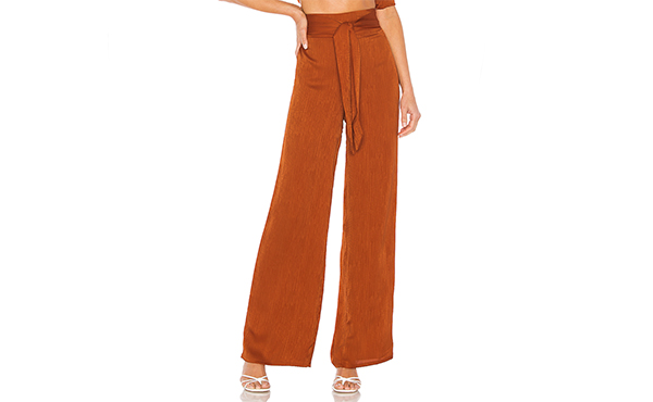 burnt orange pants
