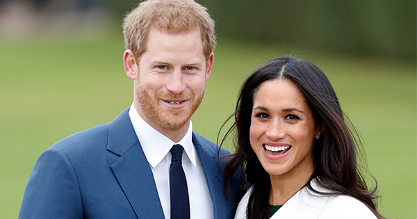 Prince Harry Meghan Markle's Latest Instagram Post Gave Us the Ultimate #QOTD