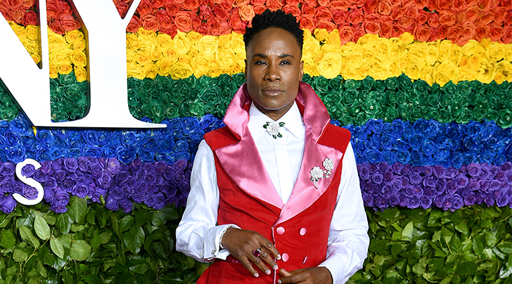 Billy Porter Has Officially Been Cast as the Fairy Godmother in Sony's Live-Action 'Cinderella'