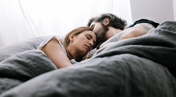 My Husband and I Have Sex Once a Month. Is It Enough?