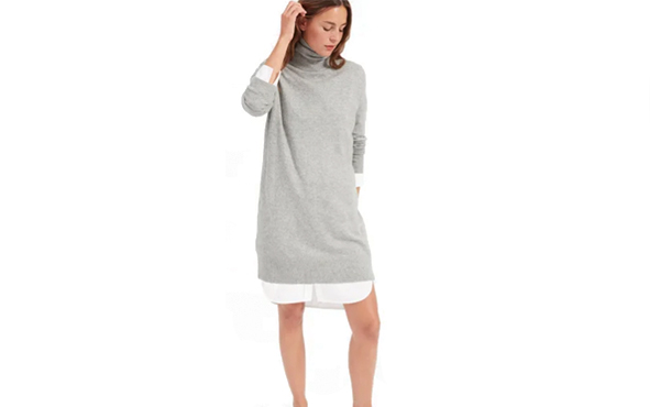 everlane cashmere dress1