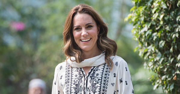 Kate Middleton Pens Rare Personal Message for the Official Kensington Palace Instagram Account