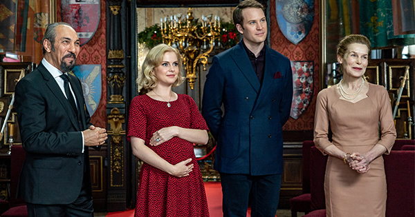 Netflix Just Released a Trailer for 'A Christmas Prince: The Royal Baby' and It's Packed with Drama
