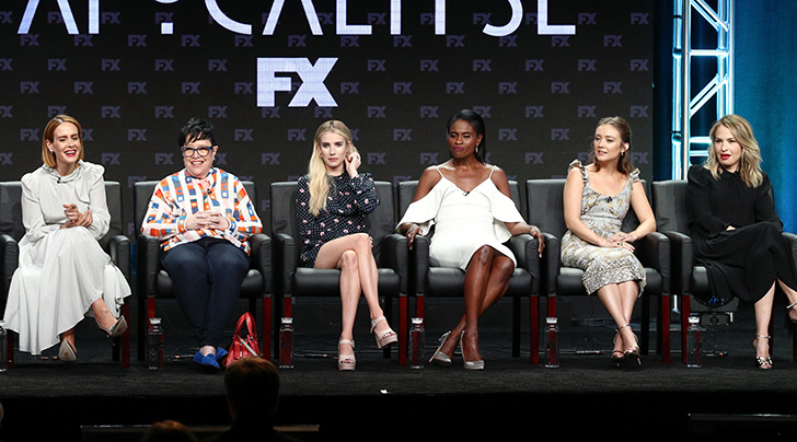 Ryan Murphy Hints at a Cast Reunion in 'American Horror Story' Season 10