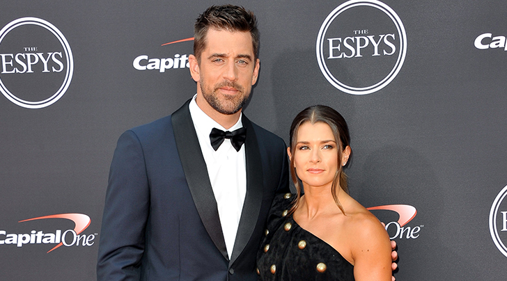 Danica Patrick Says Aaron Rodgers 'Follows More Rules' Than She Does on the Road