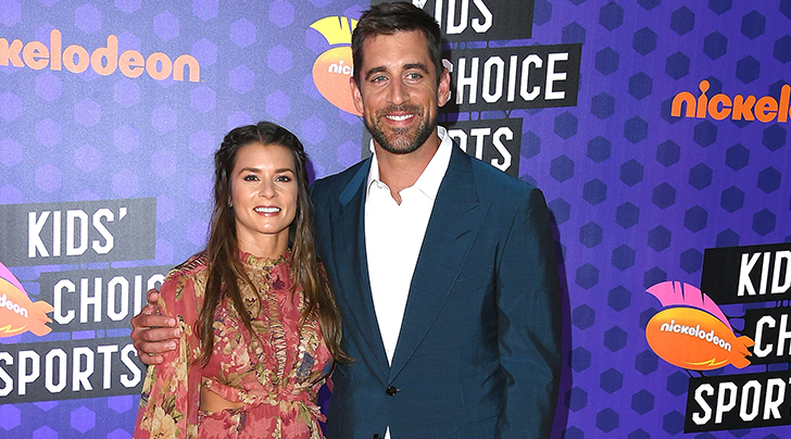 Danica Patrick Gets Real About Her Relationship with Aaron Rodgers