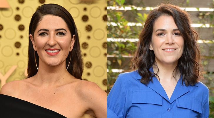 D'Arcy Carden Abbi Jacobson Are Teaming Up for a New 'A League of Their Own' Series
