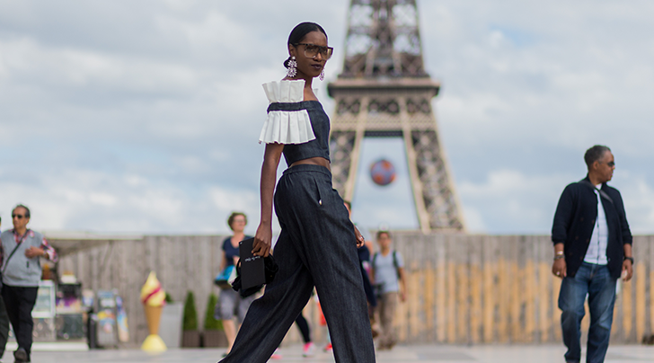 We're Borrowing This Eco-Friendly Styling Trick from French Women—and Here's Why You Should, Too