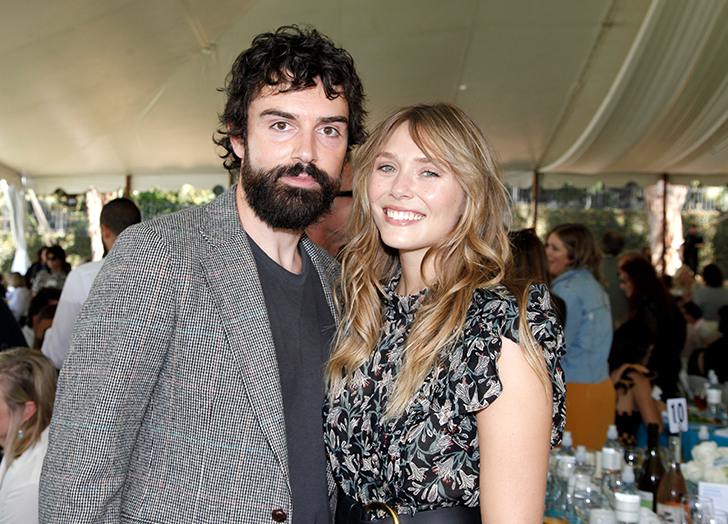Elizabeth Olsen First Met Her Now-Fiancé at the Airport After Very Nearly Skipping the Trip