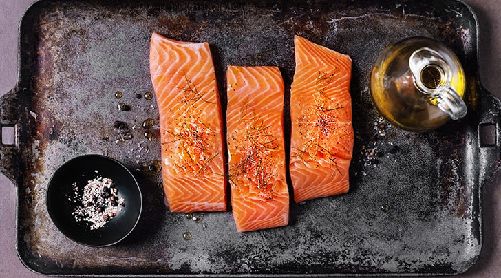 How to Reheat Salmon (Without Stinking Up Your Office Kitchen)