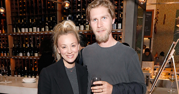 Kaley Cucoo Says She & Hubby Karl Cook Love Living Apart