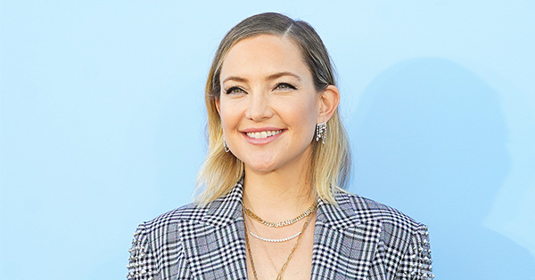 Kate Hudson Now Has Her Very Own Vodka, So Break Out the Martini Glasses - PureWow