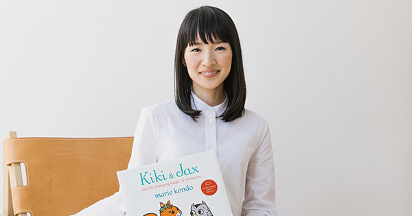 Marie Kondo Just Taught a Four-Year-Old How to KonMari His Toys—and We're Impressed