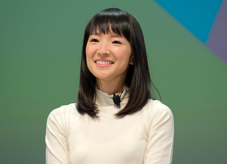 Marie Kondo Reveals the Items in Her Own Home That Spark Joy (and the Ones She Can't Wait to Trash)