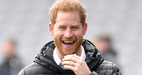 Prince Harry Was Dropping Hints About Possibly Having Another Baby