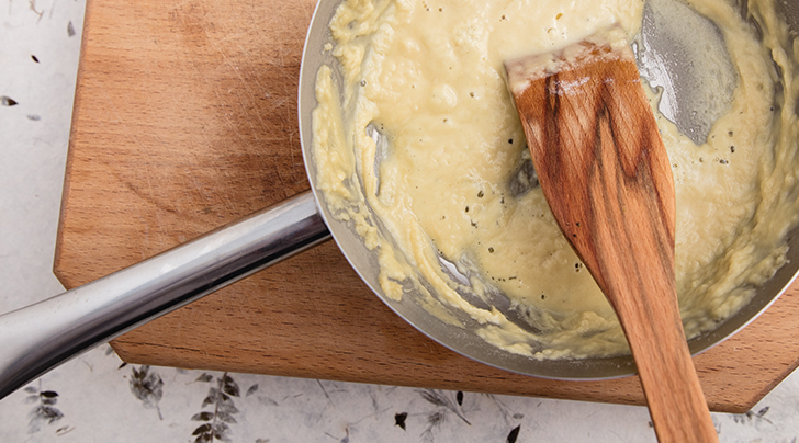 Here's How to Make White Sauce for Pasta That's Better Than at Any Restaurant
